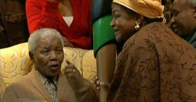 South Africa's Mandela celebrates party's 100th