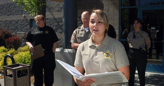 Oregon county releases inmates amid budget cuts