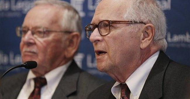 ACLU lawsuit challenges Ill. gay marriage ban