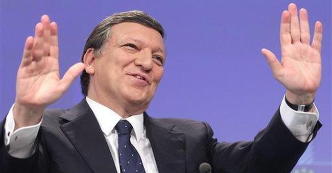 EU calls for 'banking union' to ease crisis