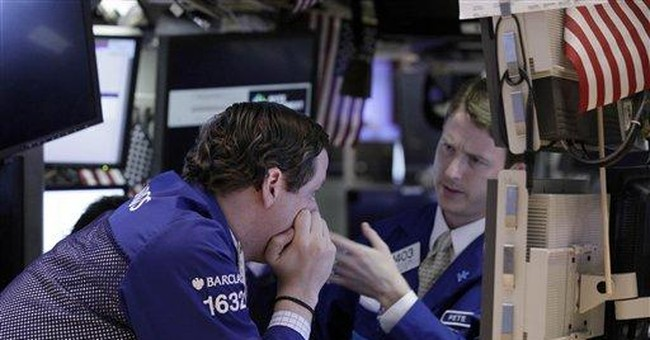 Market fears send key interest rate to 66-year low