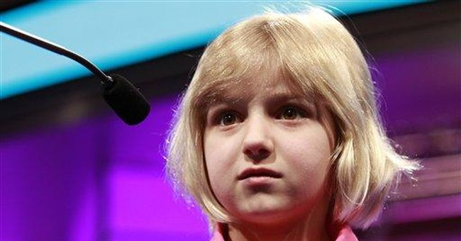 AP Photos: Faces of the National Spelling Bee