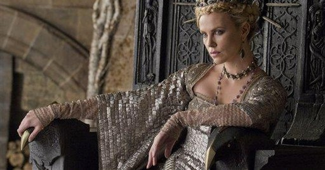 Capsule review of `Snow White & the Huntsman'
