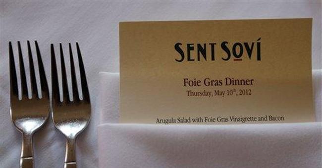 Foie gras frenzy grows as California ban nears