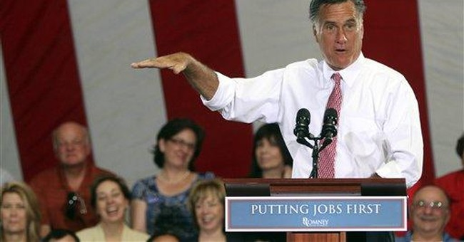What next for Romney? Undercut Obama, raise money