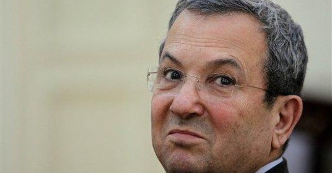 Israel's Barak: Weigh 'unilateral action'