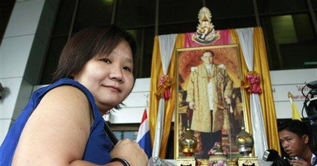 Thai webmaster sentenced for not removing comments