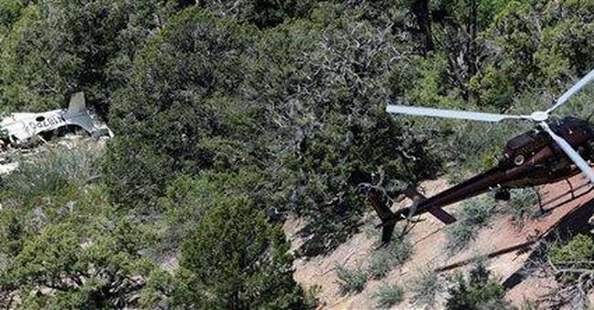 4 killed in plane crash near Zion National Park