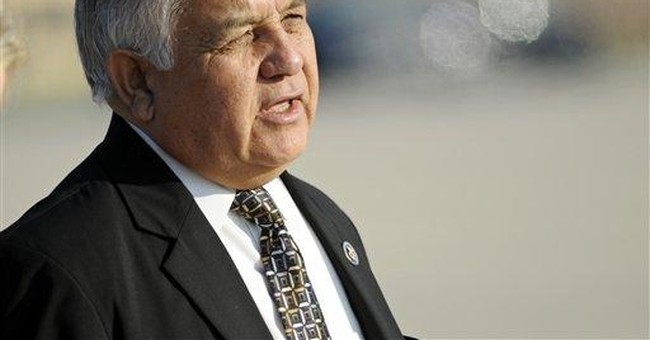 In upset, El Paso US Rep. Reyes loses tight race