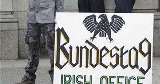 Irish face high-stakes decision day on EU treaty