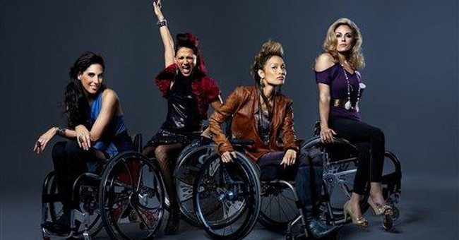 New show gives close-up of women in wheelchairs