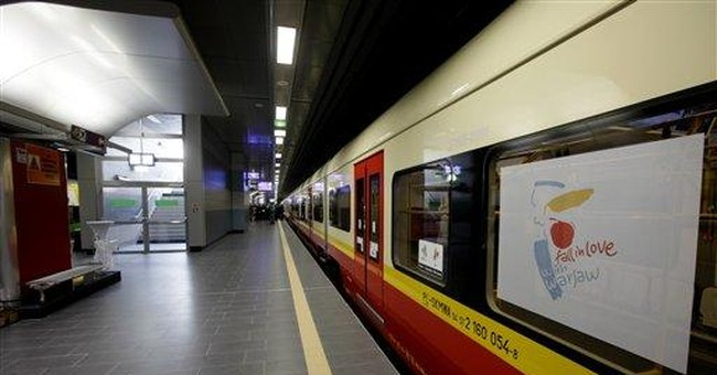 Poland improves train travel options for Euro 2012