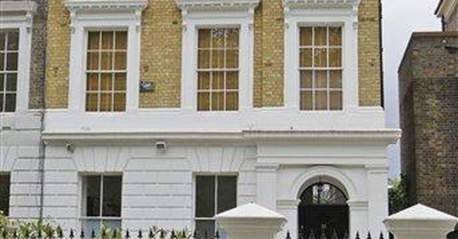 Winehouse's family to sell singer's London home