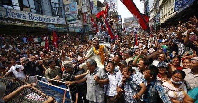 Ethnic divides underlie Nepal's political turmoil