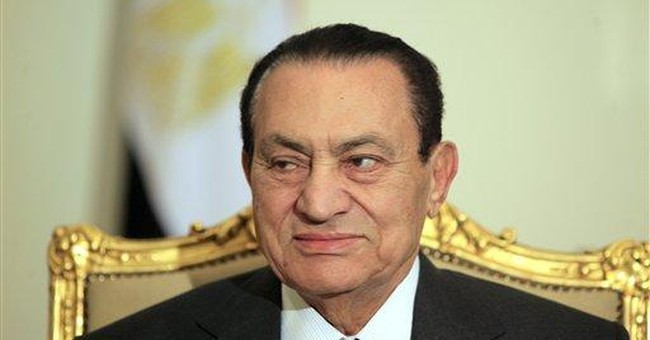 Egypt's Mubarak: From war hero to convict