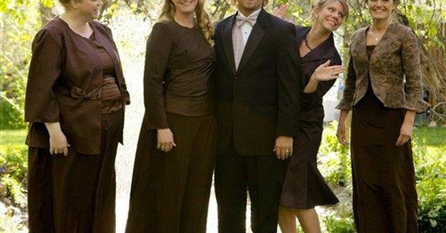 No charges to be filed in Utah 'Sister Wives' case