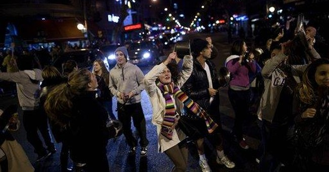 Pot-banging protesters rail against Argentina govt