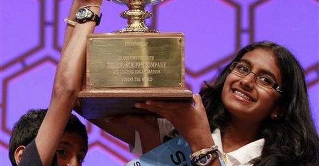 Photos: Faces say it all at National Spelling Bee