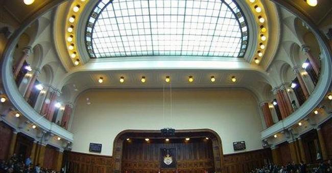 Nationalist Nikolic sworn in as Serbia's president