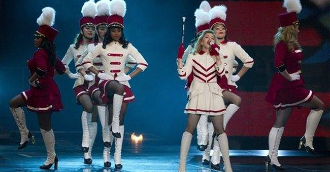 Madonna kicks off world tour in Israel