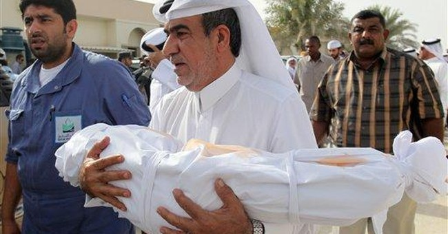 Qatar fire victim: 'Help me, I'm going to die'