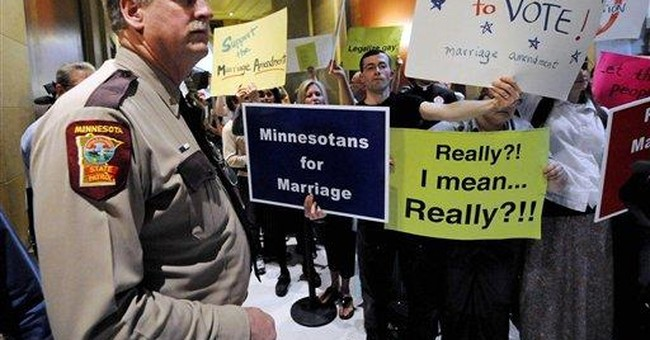 Minn. could test Obama influence on gay marriage