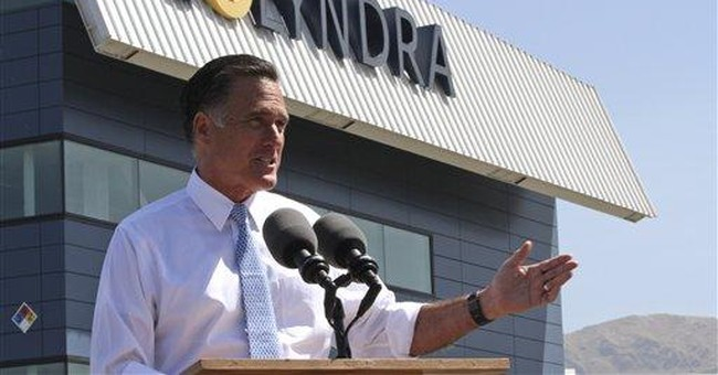 Romney says May jobs report is 'devastating news'