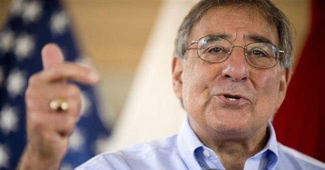 Panetta: No military action in Syria without UN OK