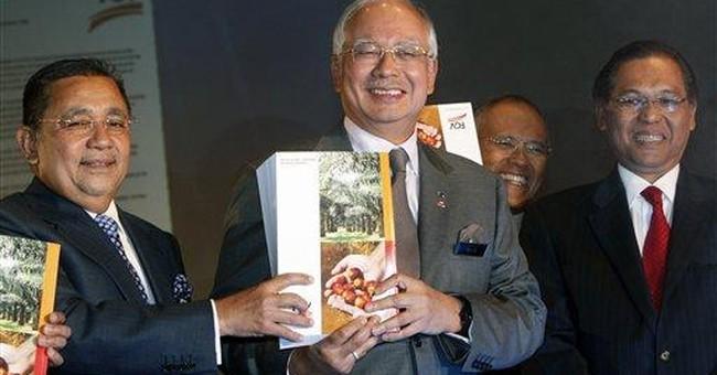 Malaysia seeks $3.3 billion in palm oil IPO