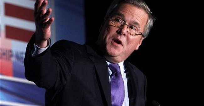 Jeb Bush: 'I'm not going to be VP candidate'