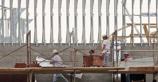 US construction spending up 0.3 percent in April