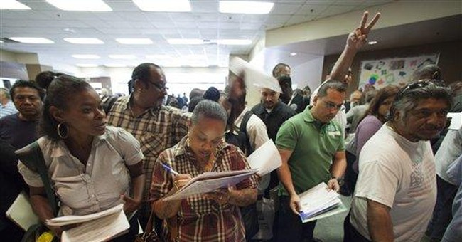Help for job market unlikely to come from Congress