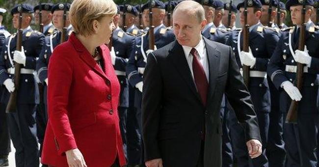 French president says Syria's Assad has to go