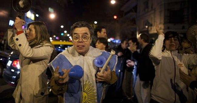 Argentine official denies devaluation planned