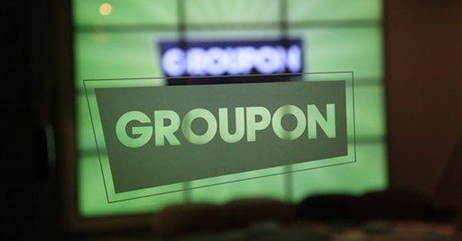 Groupon stock tumbles as IPO lock-up period ends