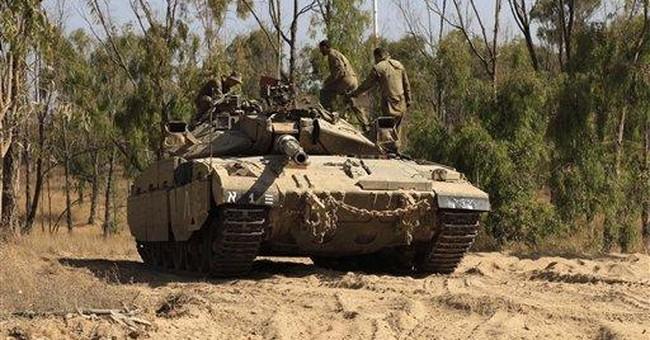 Clash kills Palestinian militant, Israeli soldier