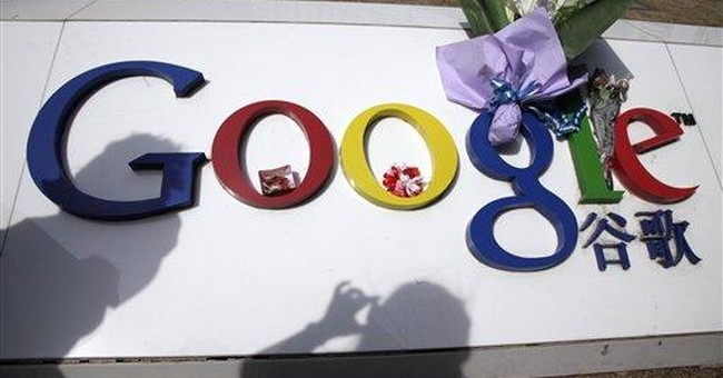 Google adds feature to help China searchers