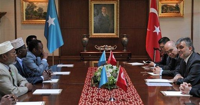 Istanbul conference seeks to help Somalia