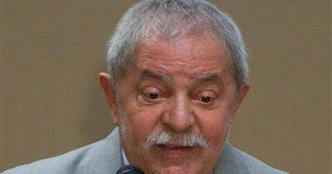 Brazil's Silva says he'd run again for president