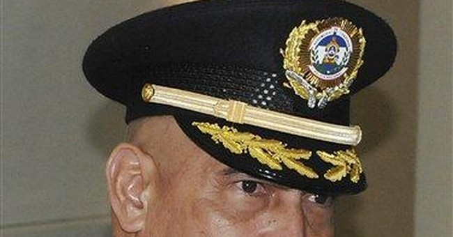 New Honduras top cop once investigated in killings