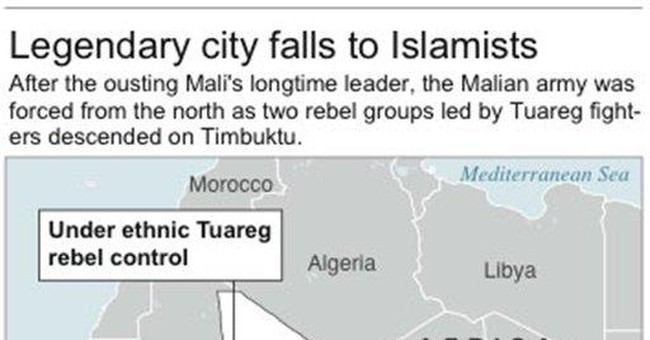 Timbuktu: In time of chaos, a hometown son returns