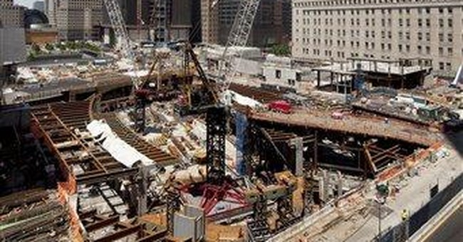 FDNY: Small fire out quickly at World Trade Center