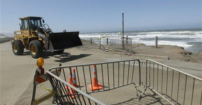 Stay or go? Some towns are eyeing retreat from sea