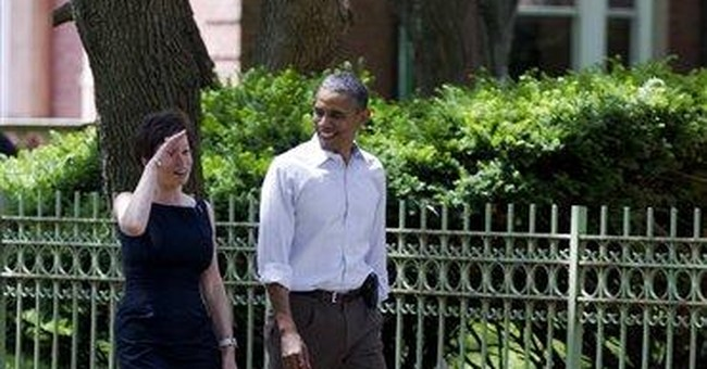 Obama finds you can go home again _ for 1 night