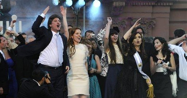 Scandal grows around Argentine vice president