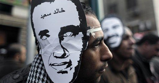 Victims of Egypt's old regime still await justice
