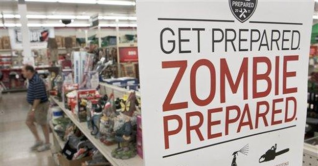 After gory incidents, online 'zombie' talk grows