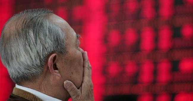 Global economy at risk as US, Europe and Asia slow