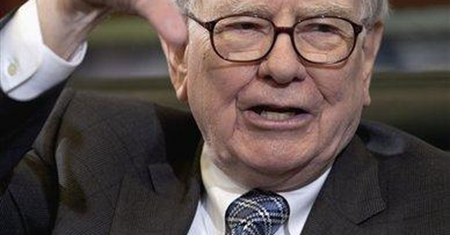 Annual Warren Buffett lunch auction begins Sunday