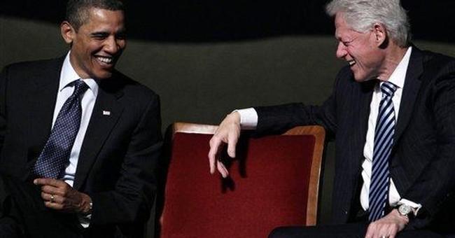 Obama, Clinton to headline trio of NYC fundraisers